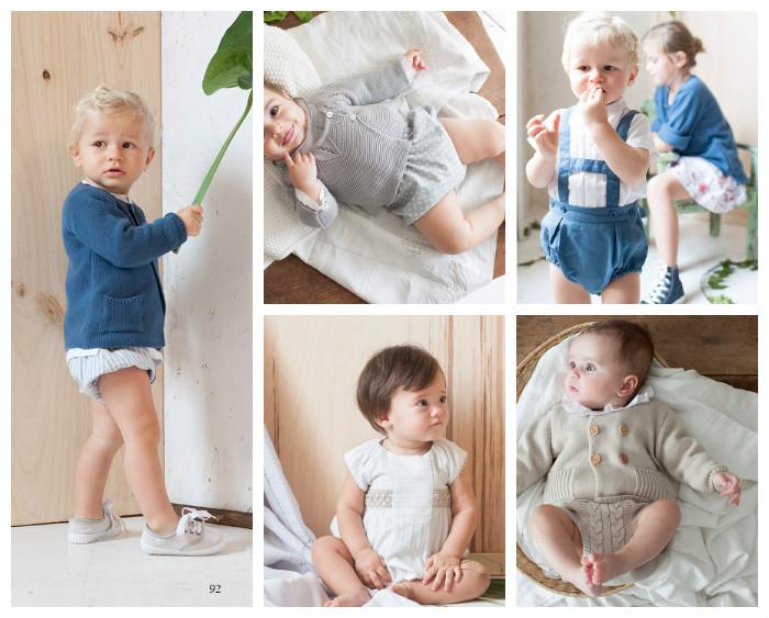 Tendencia moda niños primavera