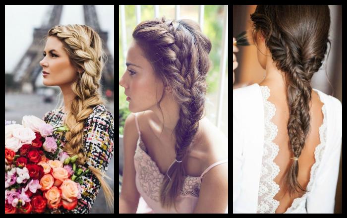 tendencias peinados fiesta bodas bautizos comuniones