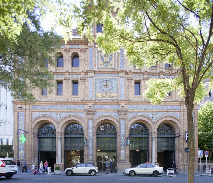 rebajas, centro comercial, descuentos, ocio, madrid, moda, belleza, historia, edificio histórico