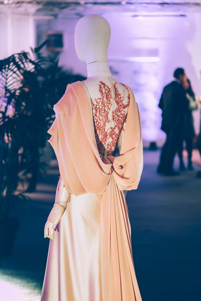 inauguracin de la mbfwm en abc serrano exposicin moda pasarela desfile