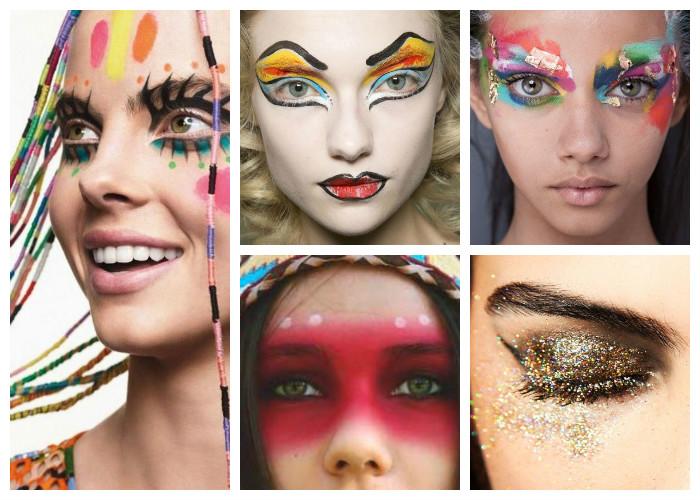 belleza, maquillaje, disfraz, carnaval, ocio, madrid