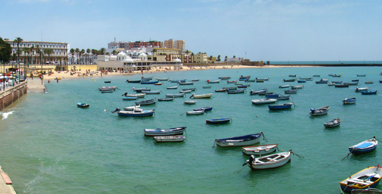 Playa de Cádiz
