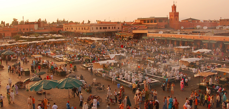 Vistas de Marrakech