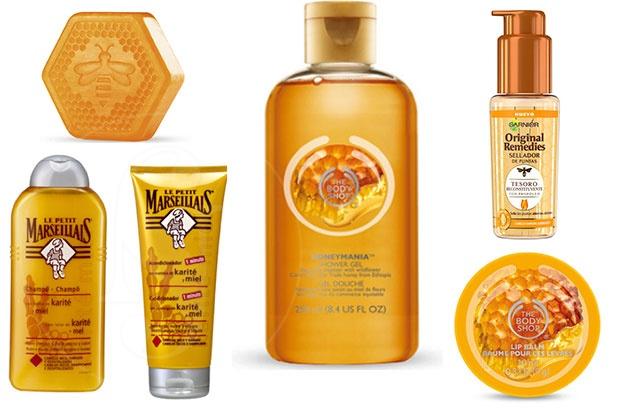 Productos naturales de belleza