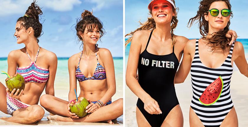 Bikini vs bañador