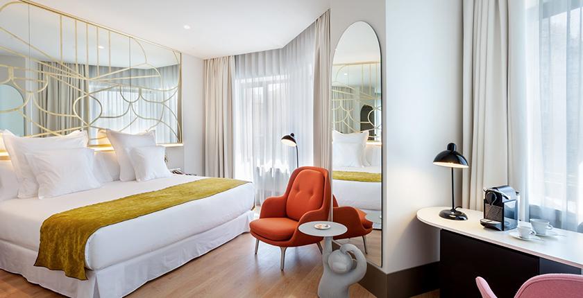 Hotel Barceló Torre Madrid