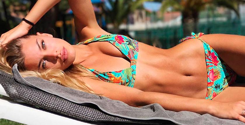 tus bikinis favoritos chicarubia en bikini tumpada