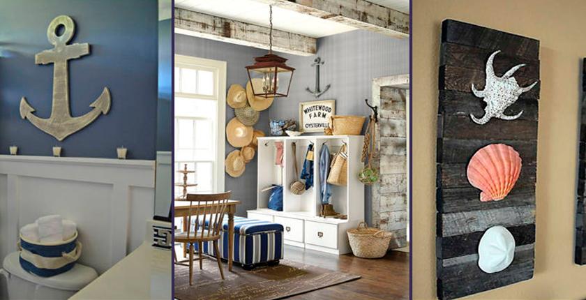 decora tu casa de la playa tres estilos nauticos
